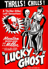 Lucky Ghost (1942) (Lady Luck) DVD NEW