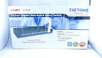 TRENDNET Switch Board 52-port MAC WINDOWS smart gigabit TEG-2248WS 802.3 GBIC