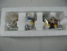 Heritage Village Collection Dept 56 Toymaker Elves Set of 3 - Nib - 5602-2