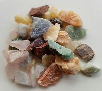 lots 5 Lb Natural Rock Gemstone collectors Gems Crystals Mineral Specimens