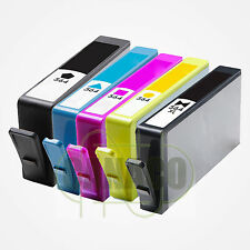 5 PK New 564 564XL Ink Cartridge for HP Plus-B209a C5324 D5440 B109a 5520 7520