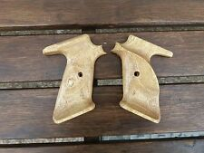 Crosman Custom idigbo Grip in legno per adattarsi 2240,2250,1377 e 1322 Set 1