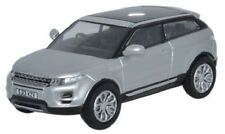 Range Rover Evoque Oo Ho Oxford Die-cast 76Rr002 Indus Silver 1:76