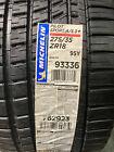 2 New 275 35 18 Michelin Pilot Sport As-3 Tires