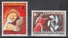 Luxembourg / Luxemburg 1012-1013** Vermeiding von Arbeitsunfällen / Berufskrankh