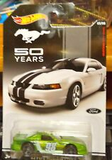 2014 Hot Wheels 50 Years Mustang 2003 Ford Mustang Cobra Combine Shipping