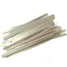 20 pcs 6.5cm Solder Tab For Sub C 14500 18650 battery