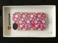 iPhone 4/4S case Paul Frank uncommon series combo (barely used)