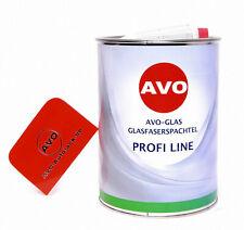 Glasfaserspachtel 5kg mit Härter AVO Auto Faser Spachtelmasse Spachtel A010350
