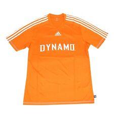 Houston Dynamo MLS Adidas Men's Bright Orange Replica Performance Jersey