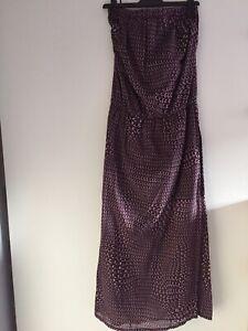 SISLEY  Sleeveless Dress Size XS