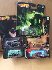 Hot Wheels Diecast-Pop Culture DC Comics Lot de 5 -'67 AUSTIN MINI VAN