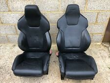 Aston Martin DB9 Vantage Recaro Electric Heated Leather Seats with Airbags v8