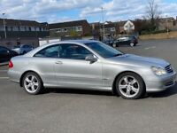 2004 Mercedes CLK 270 CDI