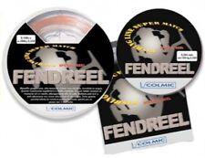 2 confezioni Filo da pesca Monofilo Nylon COLMIC Fendreel 300mt 0 185mm Nyfe618