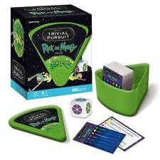 RICK AND MORTY TRIVIAL PURSUIT GAME BRAND NEW SEALED FREE SHIPPING USAOPOLY