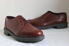 Vintage Ravel brown leather lace up country shooting shoes UK 10 mens