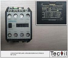 Contacteur tripolaire, AC3 3TF4122-0A SIEMENS | Contactor 3 poles