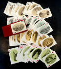 ANTIQUE Vintage SOUTHERN PACIFIC RAILROAD LINE Playing Cards / OVERLAND SHASTA