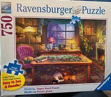 Ravensburger Puzzle 750 Cozy Series - Puzzler's Place