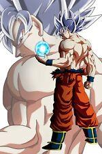 Dragon Ball Super Poster Goku Migatte no Gokui Mastered 12inx18in Free Shipping