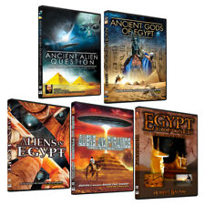 Ancient Aliens and Gods of Egypt - Boxed Set - Loaded with Forbidden Knowledge!!