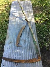 Vintage Hay Hand Sickle/Scythe Farm Garden Country Cabin Decor