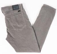 Lucky Brand Brooke Skinny Corduroy Womens Jeans Grey Size 10 30/30