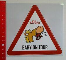 Aufkleber/Sticker: s. Oliver - Baby on Tour (25061676)