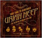 Uriah Heep - Your Turn To Remember - New 2 x CD Album