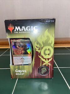 Gruul Guild Kit. Magic the Gathering.