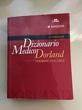 Dizionario Medico Dorland Edizione Tascabile
