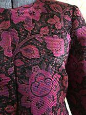 Multicolored Hanae Mori Boutique Women's Jacket