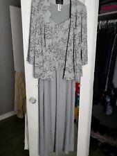 Dress women long elegant formal size 14