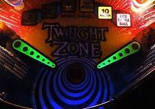 TWILIGHT ZONE Pinball Ultra Violet Flipper Light Mod