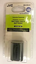 Genuine JVC BN-VG121 BN-VG121U BNVG121US Battery for GZ-HM300, GZ-HM301 GZ-HM310