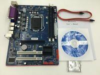 New Intel H55 Micro ATX HDMI VGA  Computer Motherboard LGA 1156/Socket H