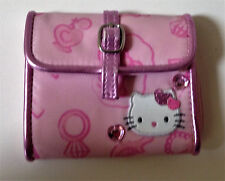 VINTAGE SANRIO HELLO KITTY GIRLY PINK COIN PURSE NEW