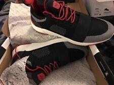Creative Recreation Men's Ceroni Black White Red Running Fashion Sneakers 9