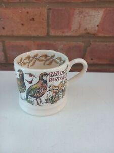 Emma Bridgewater Game Birds Small Mug - New