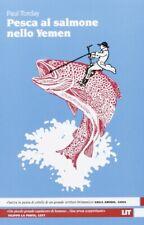 Pesca al salmone nello Yemen - [LIT - Libri in Tasca]