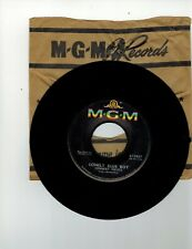 Conway Twitty 45 rpm record'' Lonely Blue Boy'' M-G-M. Records