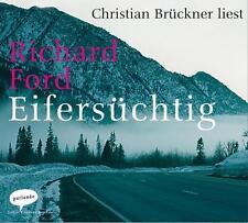 Richard Ford  - Eifersüchtig - Hörbuch, Klasse gelesen !
