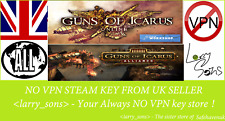 Guns of Icarus Online + Alliance Steam key NO VPN Region Free UK Seller