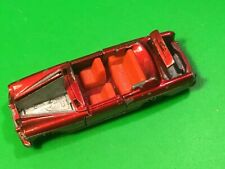 Lone star toy car,Classic road master super,rolls Royce silver cloud MK111,red