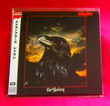 The Stranglers The Raven MINI LP CD JAPAN TOCP-67945