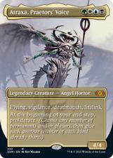 MTG - Double Masters - Atraxa, Praetors' Voice - Borderless  - x1 NM