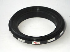 Bague d' inversion metal / Boitier 42 mm objectif 52 mm