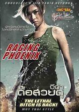 Raging Phoenix - Uncut New  - Hong Kong RARE Kung Fu Martial Arts Action movie