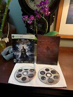 RARE Batman: Arkham Asylum  Collector's Edition Microsoft Xbox 360, 2009 2 Discs